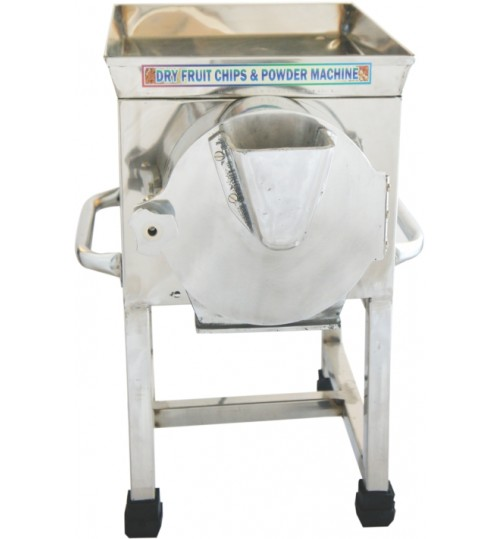 Dry fruit slicer Machine