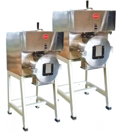 Heavy Duty Flour Mill 1 HP